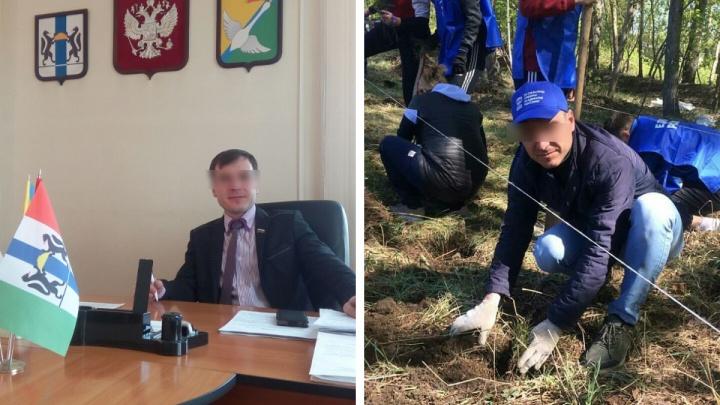 Помощника депутата Заксобрания НСО задержали по подозрению в педофилии — он воспитывал приемного ребенка