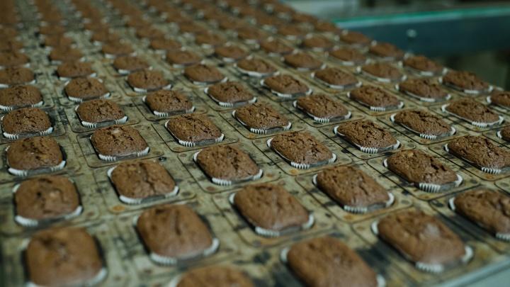 Екатеринбургский хлебокомбинат «СМАК» начал производство десерта «Брауни»