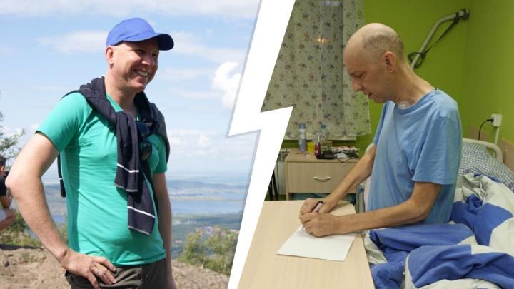 Паралич и 1,5 месяца на ИВЛ: как в Екатеринбурге спасают пациента с редчайшим осложнением COVID-19