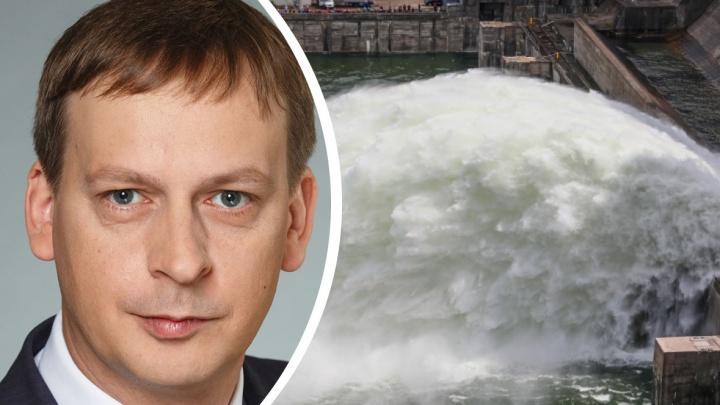 «Готовимся к притоку июля»: глава Росводресурсов озвучил прогноз по подтоплению в Красноярске