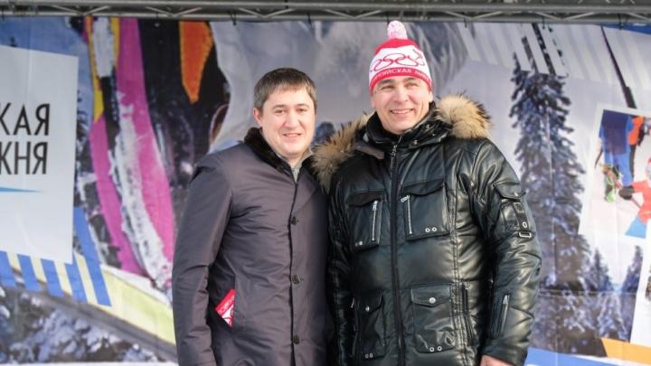 У губернатора Пермского края появился советник по вопросам спорта — Альберт Демченко