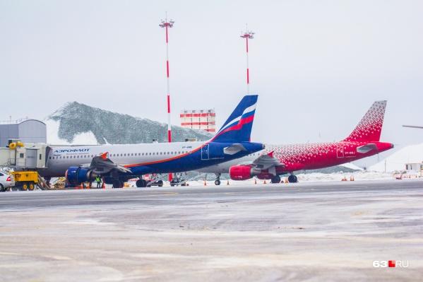 При составлении рейтинга в Курумоче опирались на статистику российских и зарубежных рейсов