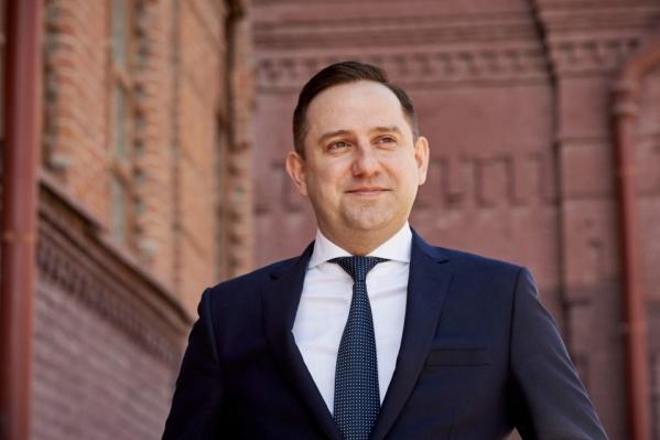 Иван Романчук возглавил один из крупнейших вузов Тюмени