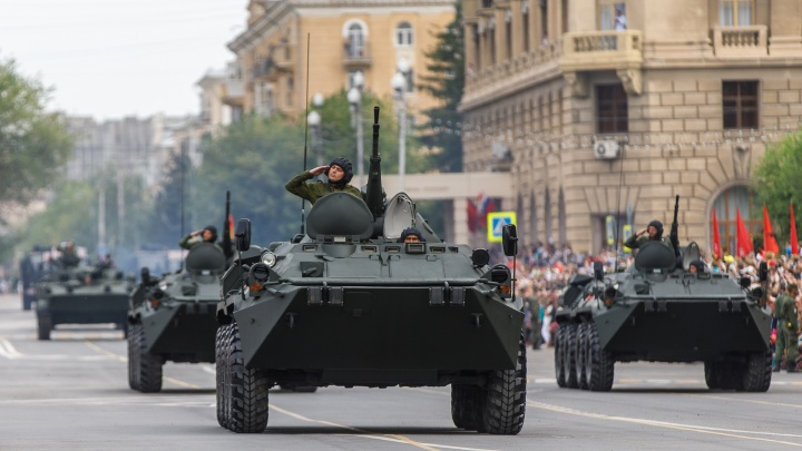 Увидите лишь «Свет Великой Победы»: в Волгограде парад 9 мая пройдет только для чиновников и вип-гостей