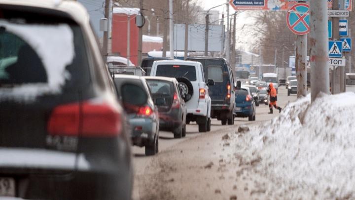 Исследование: большинство загрязнений в воздух Перми выбрасывает транспорт