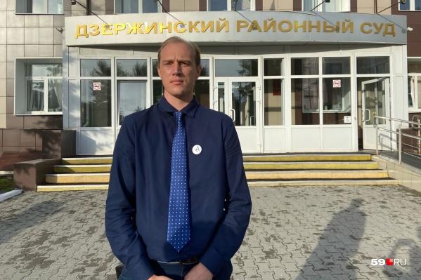 Завтра Сергей Ухов вновь отправится в суд — один из вопросов выделили в отдельное производство