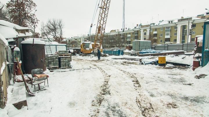 Улице Самарской грозит масштабное перекрытие