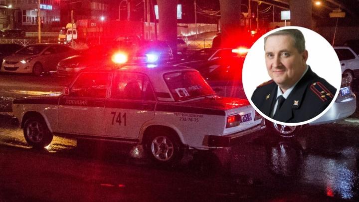 В Новосибирске скончался глава областной ГИБДД Андрей Маерчук