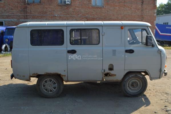 Фургон на ходу с 1987 года