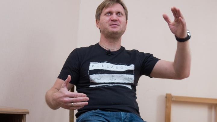 Андрей Рожков планирует снять свой фильм на Урале