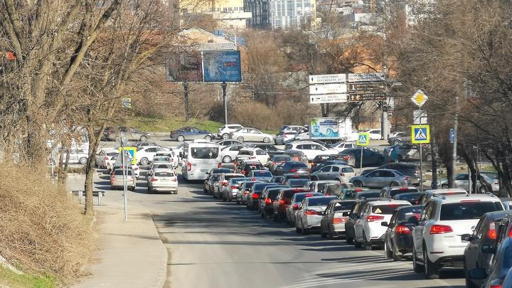 В Ростове ограничат движение в центре, Нахичевани и на Западном