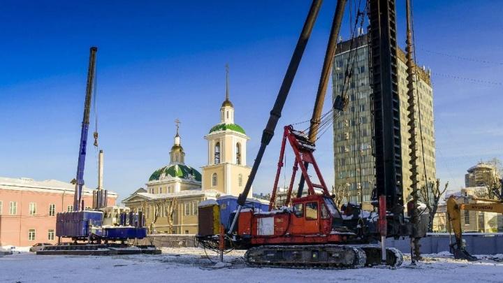 В Перми начали строительство нового корпуса гимназии №17