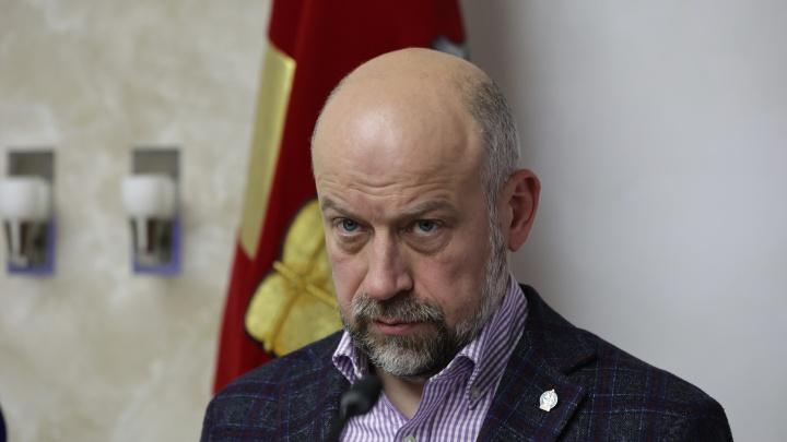 В Челябинске глава облизбиркома подвел итоги голосования и признался, что у него «кое-что взорвало»