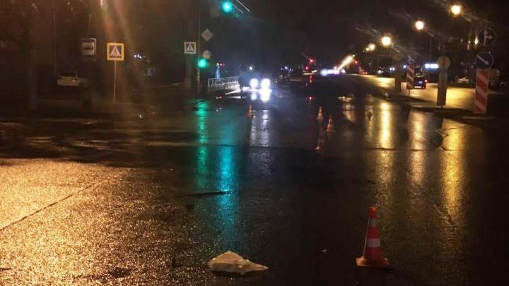 Возле площади Станиславского сбили пешехода — водитель скрылся