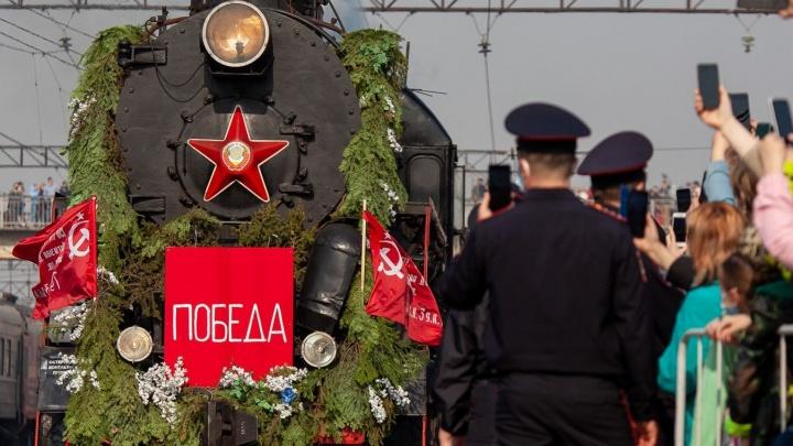 Музей на колесах: на железнодорожную станцию Сургута приедет «поезд Победы»