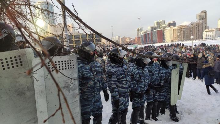Главу штаба Навального в Екатеринбурге арестовали за организацию несогласованной акции протеста