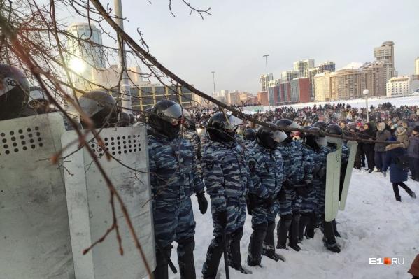 Ленинский районный суд арестовал координатора штаба Навального в Екатеринбурге