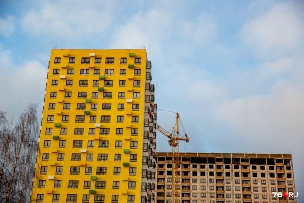 Проект на 19 многоэтажек может быть одобрен