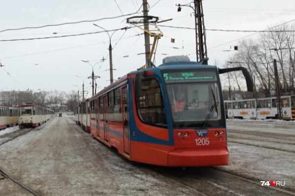 Горожане успели оценить внешнюю привлекательность трамваев