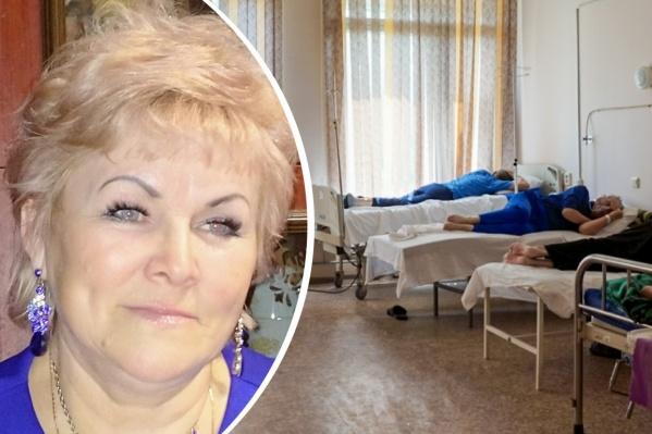 Дочь умершей от ковида пациентки написала заявление в полицию