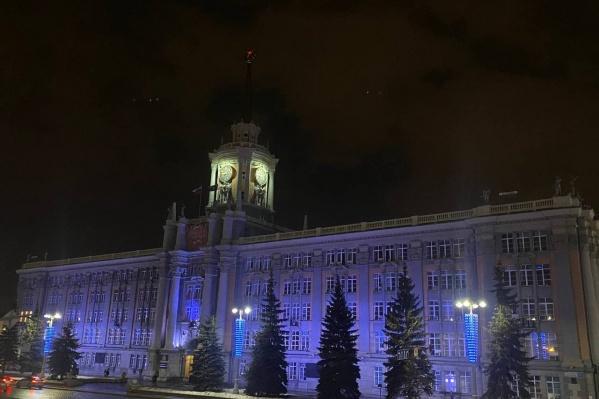 Екатеринбург участвует в акции в шестой раз