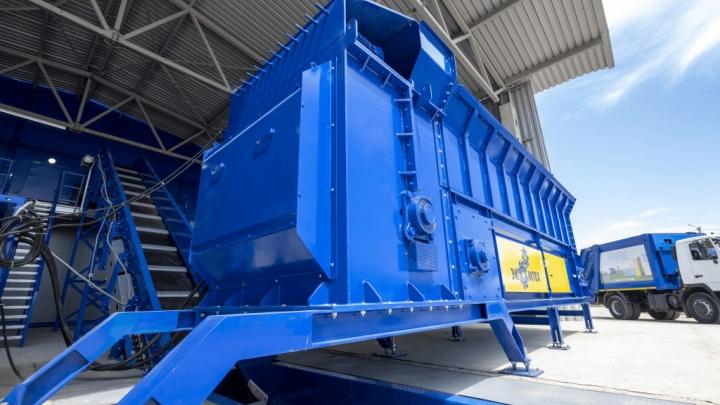 Первый мусорный полигон с переработкой отходов заработал в Ростовской области