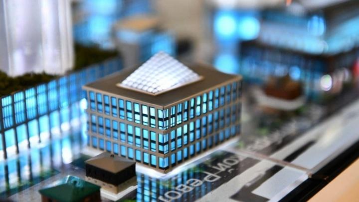 В квартале небоскребов Екатеринбурга построят супергимназию, которая будет всего лишь филиалом