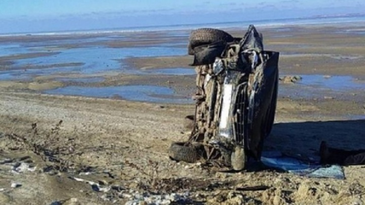 Волгоградец погиб в жутком ДТП на берегу Цимлянского водохранилища