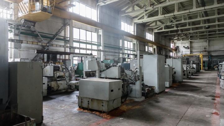 В Волгограде выставлен на продажу ремонтно-механический завод бурового оборудования