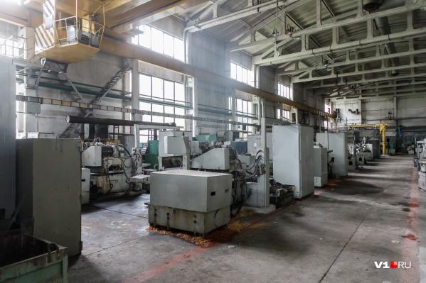 Предприятие, ремонтирующее буровое оборудование, продается со всеми цехами и станками