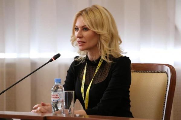 Стенякина пришла в политику как куратор партийного проекта «Молодая гвардия»