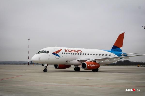 В Калининград пассажиры должны были вылететь в 09:50