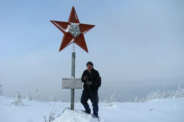Владимир участвовал в походах по Алтаю, Таганаю и Северному Уралу