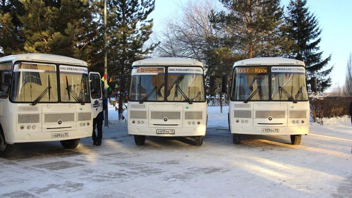 В «Омскоблавтотрансе» рассказали, что будет с сотрудниками, работавшими на 61 отмененном маршруте