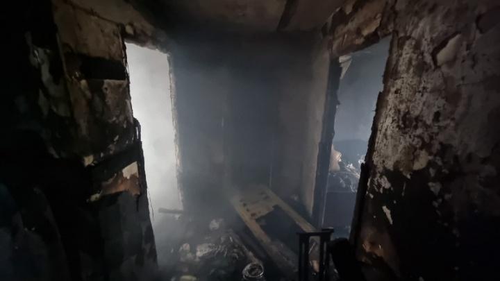 Стало известно, где разместят жильцов сгоревшего дома на Ново-Садовой