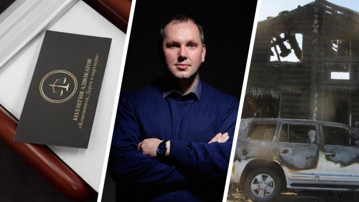 При странных обстоятельствах погиб известный архангельский адвокат: какой была егокарьера
