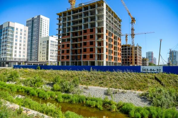 Новый жилой комплекс будет сильно отличаться от всего, что сейчас строят в Академическом. В том числе и ценой