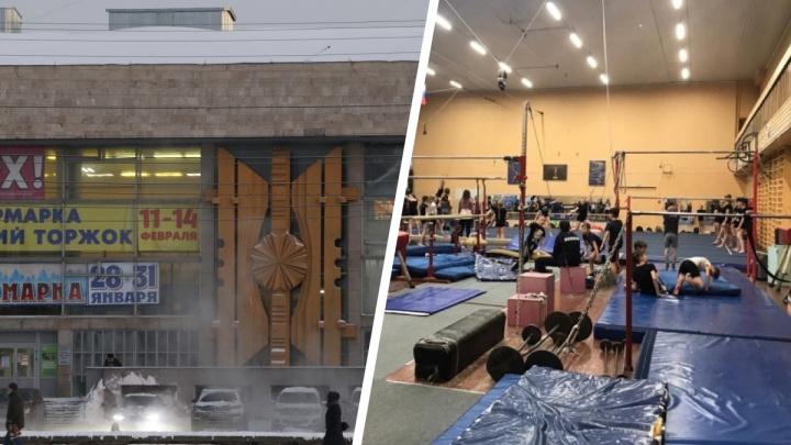 Депутаты Архгордумы обратятся к Цыбульскому с просьбой сохранить зал для акробатов во Дворце спорта