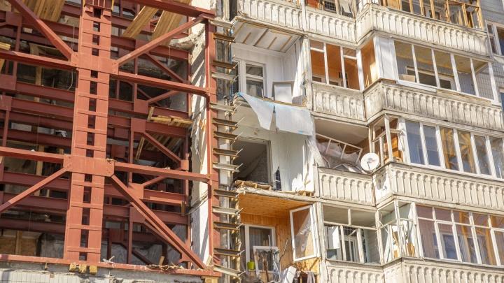 Жильцам взорвавшегося дома на Батова начнут переводить деньги на покупку квартир