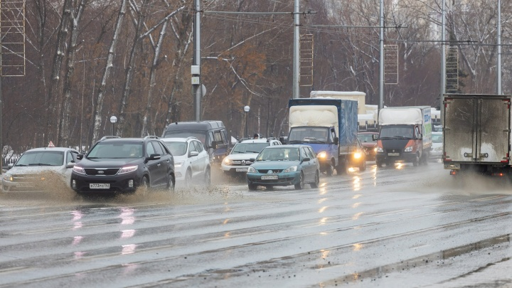 Минтранс: Московское шоссе отремонтируют по новому ГОСТу