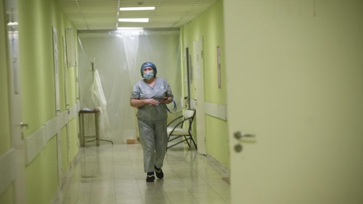 Заболеваемость продолжает расти: в Свердловской области новый коронавирусный рекорд