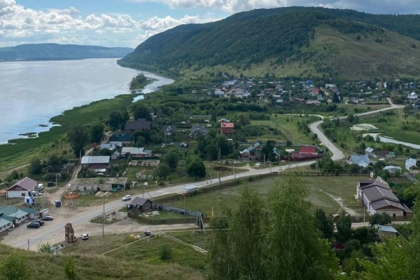 Поселок Ширяево расположился в одном из самых живописных мест региона