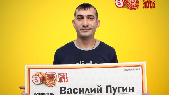 «Куплю машину, которую давно хотел»: охранник из Перми выиграл в лотерею 700 тысяч рублей