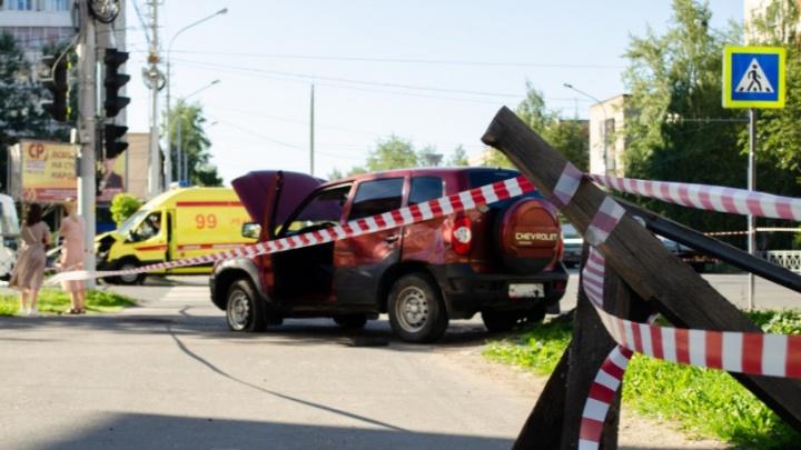 В Архангельске возбудили уголовное дело после ДТП со скорой, в котором погибла женщина