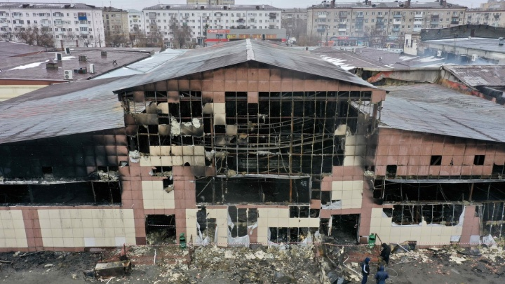 «Мы не знаем, что будет дальше»: в Волгограде продавцы сгоревшего рынка до сих пор ждут вердикта экспертов