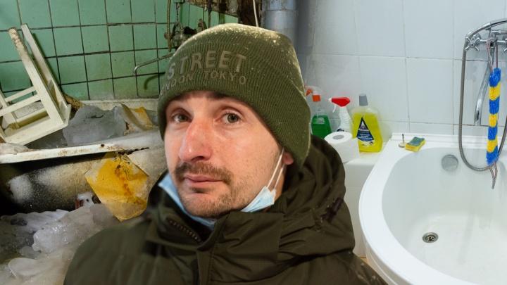 «Это был ужас, по-другому не назвать»: почему россияне скинулись архангелогородцу на новую квартиру
