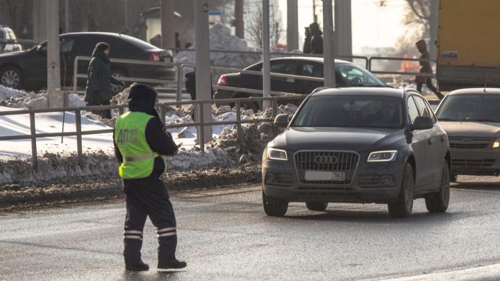 Дыхните в трубочку: в Самарской области будут ловить пьяных водителей