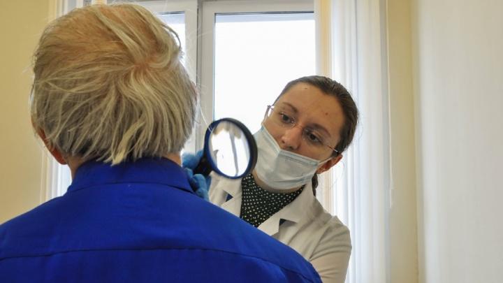Во время проверки родинок в онкоцентре рак кожи заподозрили у каждого 17-го