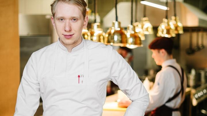 «Из Питера в Красноярск»: почему известный шеф-повар предпочёл берег Енисея