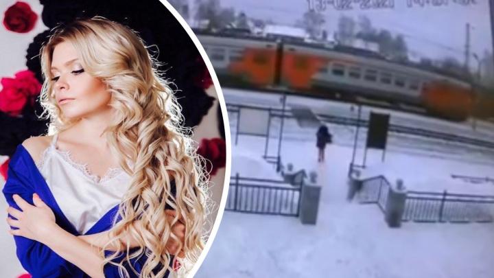 Последнее фото сделала с чемоданом: девушка, погибшая под поездом в Билимбае, спешила в отпуск